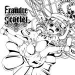 「東方Project『フランドール・スカーレット』」コルクコースター 2015/あぶそるーと (C)上海アリス幻樂団