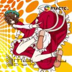 「東方Project アレンジミニアルバム 『Melody』/EnemY」CDジャケット 2016/FRACTCL (C)上海アリス幻樂団