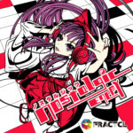 「東方Project東方Project(PC-98版) アレンジフルアルバム 『Nostalgic』/EnemY」CDジャケット 2015/FRACTCL (C)上海アリス幻樂団