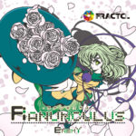「東方Project アレンジフルアルバム 『Ranunculus』/EnemY」CDジャケット 2016/FRACTCL (C)上海アリス幻樂団